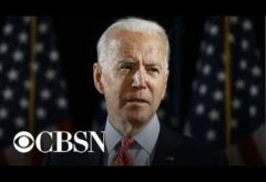 Joe Biden wins Florida and Illinois primaries, CBS News projects
