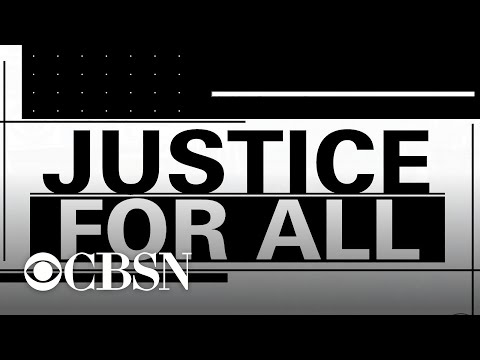 """""""Justice for All"""" — full CBS News special"""