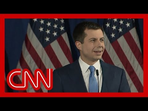Pete Buttigieg offers message of party unity after New Hampshire primary