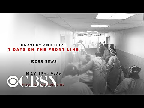 """Preview """"Bravery and Hope: 7 Days on the Front Line"""""""