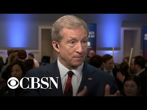 Tom Steyer on his South Carolina debate performance